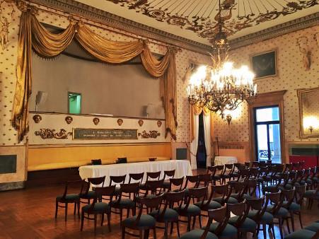 Caffè Pedrocchi | Sala Rossini