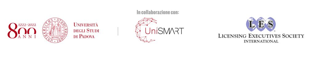 Innovation Talks 2020 - footer con loghi
