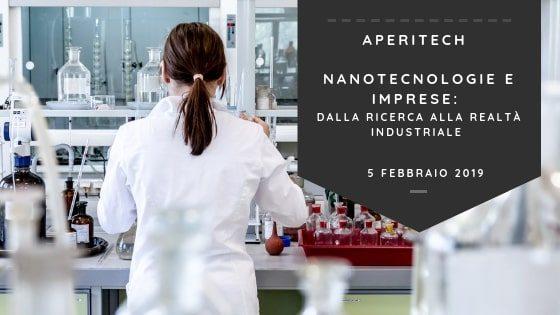 Aperitech 5 febbraio 2019